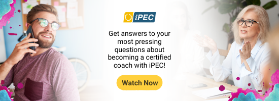 Get answers to your most pressing questions about becoming a certified coach with iPEC!